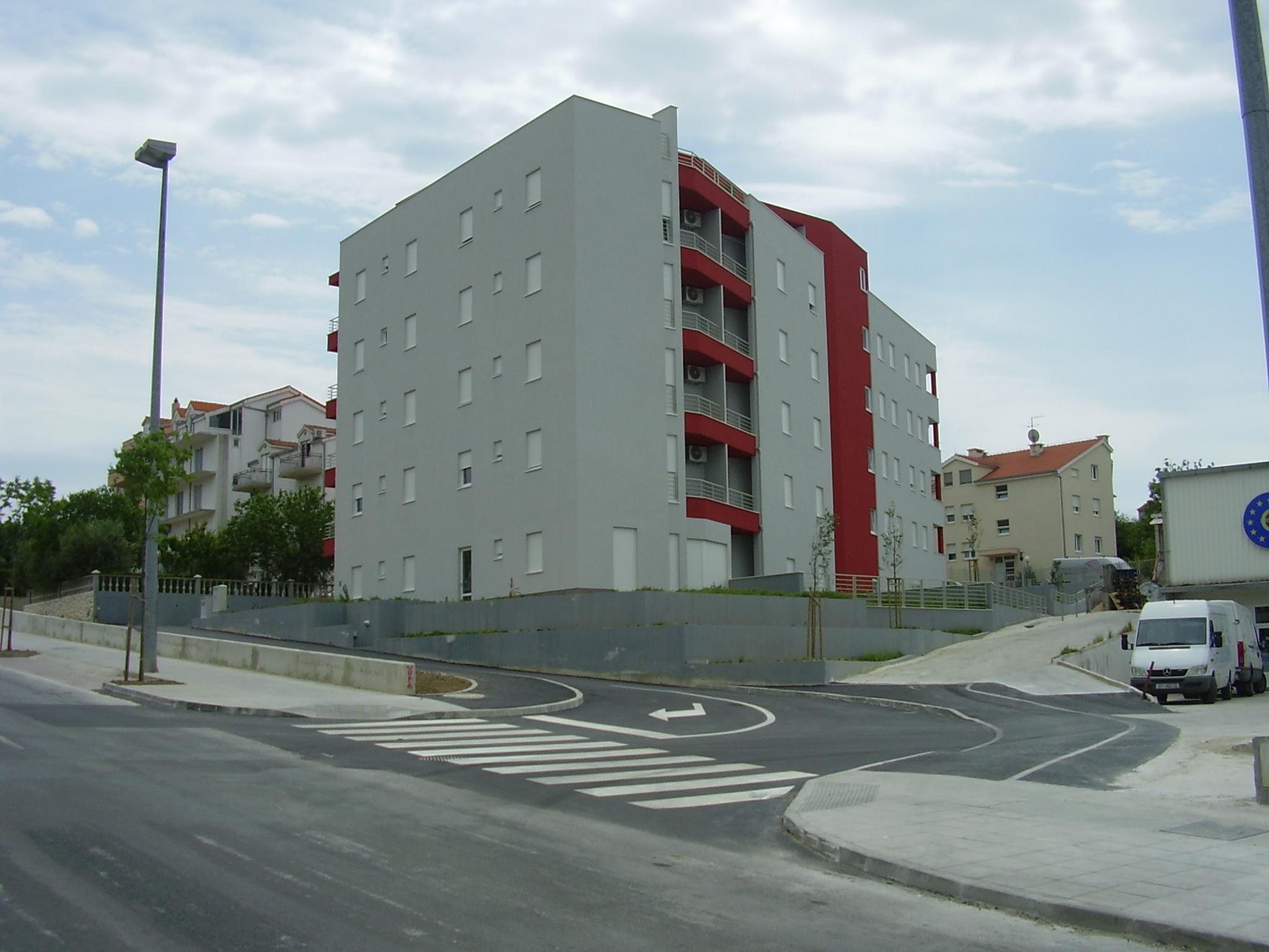 Vukovarska golubica, Split